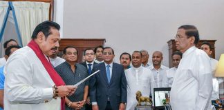 Constitutional Crisis in Sri Lanka-IndiNews-Online News Portal
