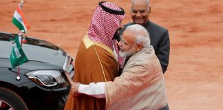 Crown Prince Muhammad bin Salman has ordered the release of 850 Indian prisoners lodged in Saudi jails-IndiNews