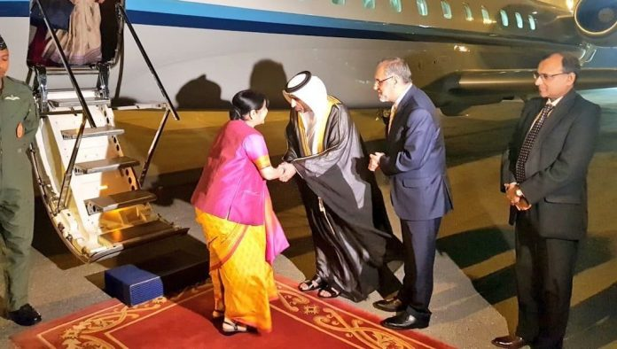 Sushma Swaraj to Attend OIC Conference in Abu Dhabi - IndiNews