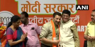 elections-sunny-deol-joins-bjp-chances-to-contest-loksabha-election-from-gurdaspur