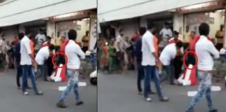 bjp-mla-publicly-thrashes-a-woman-in-gujrat-IndiNews