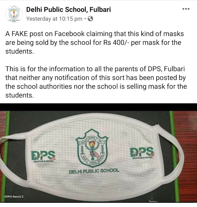 truth-about-dps-selling-mask-in-400-rupees-IndiNews