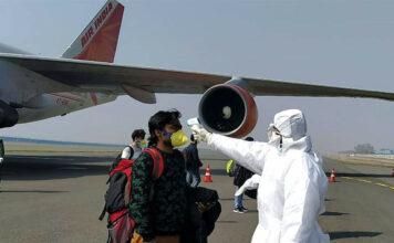 6 passengers found positive for Covid-19 government suspecting for Mutant Coronavirus Strain-लंदन में मिला Corona का नया स्ट्रेन, एयर इंडिया के फ्लाइट में 6 यात्री मिले कोविड पॉजिटिव - IndiNews